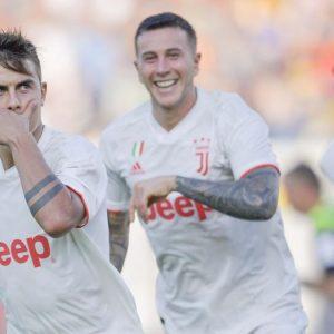 La Juve si inceppa a Lecce ma l'Inter non ne approfitta