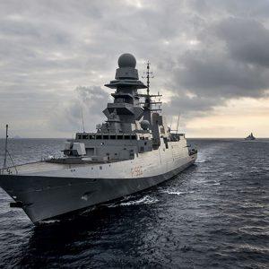 Fincantieri, contratto con Marina francese per 4 navi