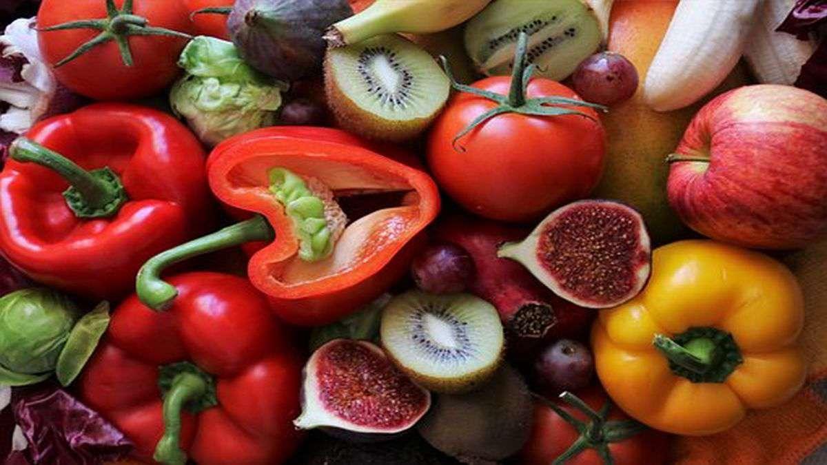 vegetali e frutta ricchi vitamina c