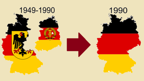 ACCADDE OGGI – Germania: nel '90 inizia l'unificazione ancora incompiuta