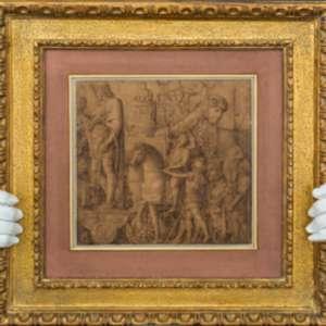 Sotheby's: all'asta un disegno riscoperto di Andrea Mantegna