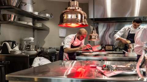 Passerini a Parigi è il miglior ristorante italiano nel mondo