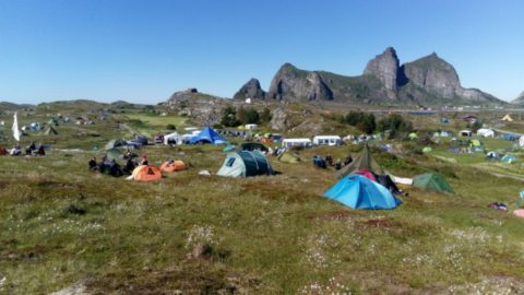 Træna Festival, one of the most remote cultural events on Earth