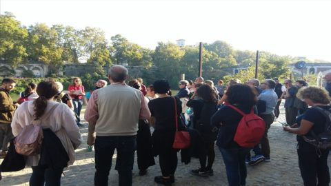 The Cultural routes of the Roma Slow Tour association
