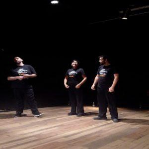 JAM a'MANGE', Roman nights of Theatrical Improvisation