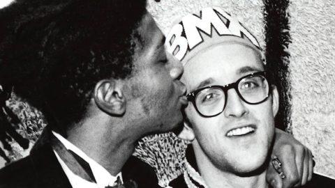 Keith Haring e Jean-Michel Basquiat, duecento opere in prima mondiale