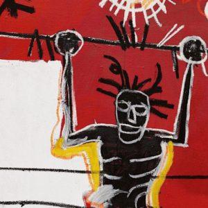 """Arte contemporanea, """"Jean-Michel Basquiat"""" aggiudicato per oltre 13 milioni di euro"""