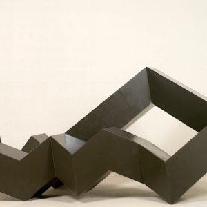 Tony Smith, l'ultima scultura esposta all'ICA di Miami