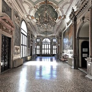 Arte e Poesia al Conservatorio di Musica Benedetto di Venezia