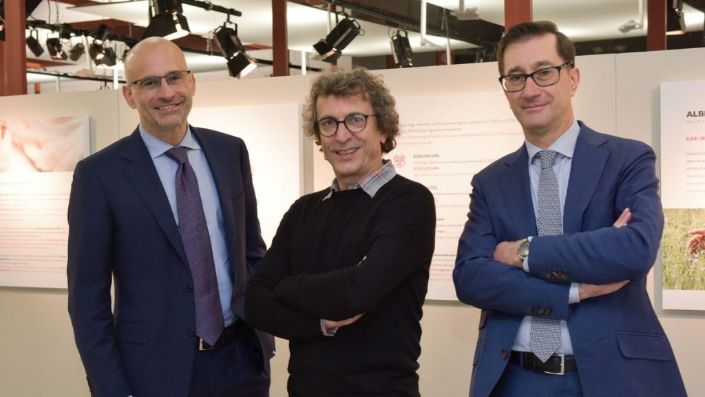Andrea, Fabio e Stefano Albini