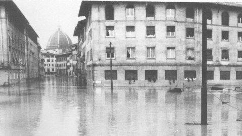 ACCADDE OGGI – Alluvione di Firenze: 53 anni fa la tragedia