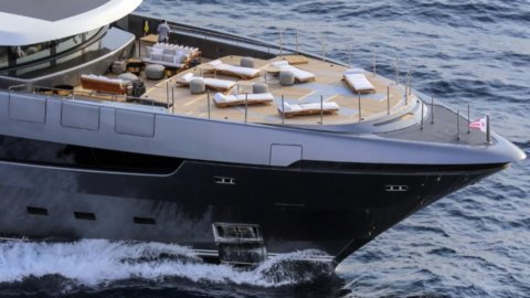 Intesa Sanpaolo con Sanlorenzo per la filiera degli yacht