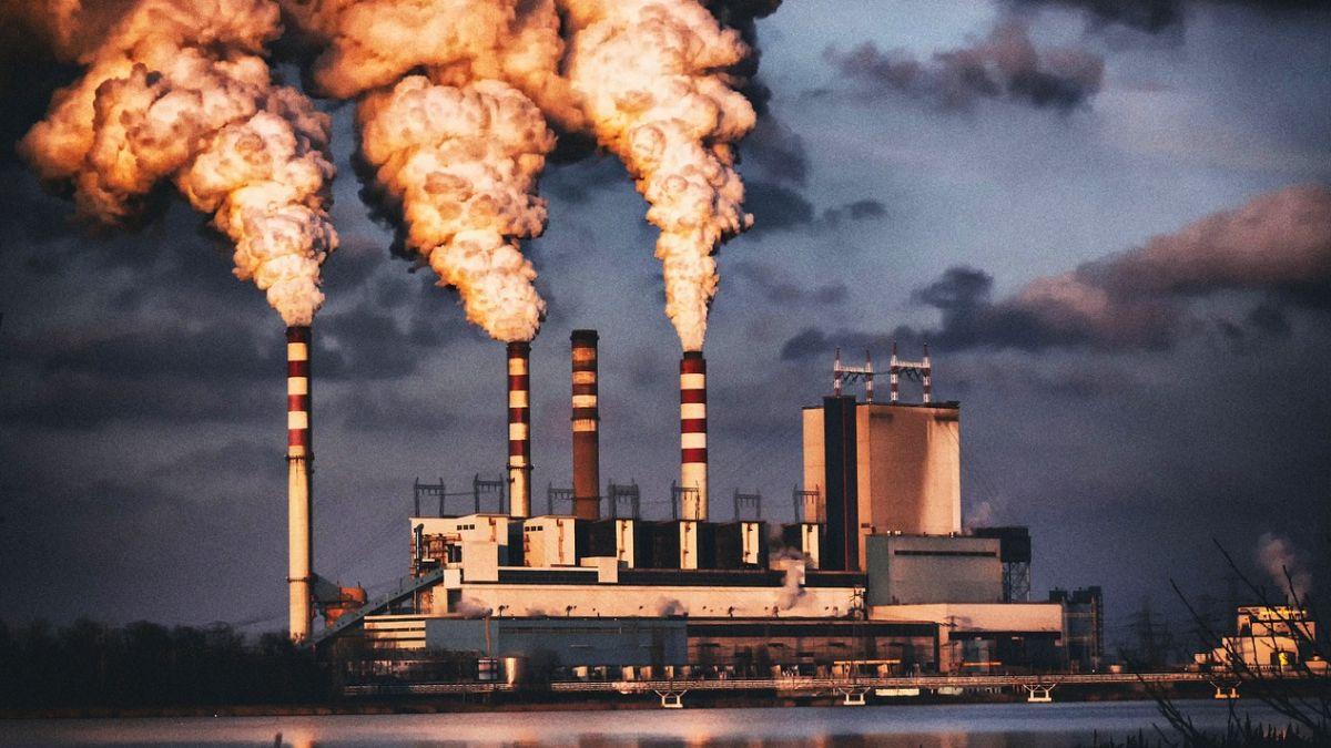 energia e inquinamento nell'industria