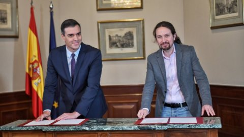 Governo Spagna, Sanchez alla resa dei conti