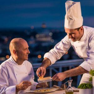 Su First&Food la ricetta del mitico Heinz Beck