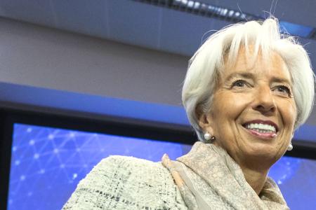 Lagarde promette Bce espansiva, ma i dazi frenano le Borse
