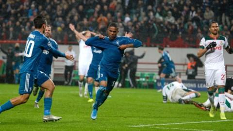 Champions: la Juve espugna Mosca e guadagna il pass, l'Atalanta ferma il City