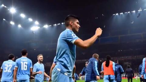 La Lazio stende il Milan dell'ex Pioli, che dà l'addio alla Champions