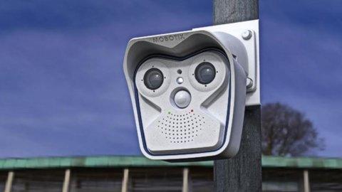 """Sicurezza: ecco la telecamera """"cactus"""", a prova di pirateria"""