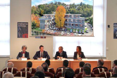 Olivetti, inaugurato il nuovo quartier generale a Ivrea nello storico Centro Studi ed Esperienze