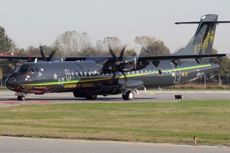 Leonardo, consegnati due aerei alla Guardia di Finanza