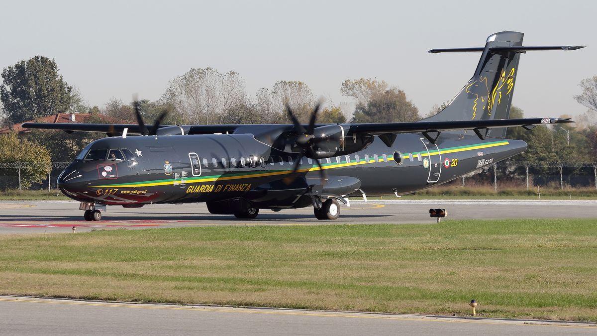 Leonardo, consegnati due aerei alla Guardia di Finanza - FIRSTonline