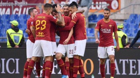 La Roma Vola Al Terzo Posto Il Napoli Sprofonda E Stasera Milan Lazio Firstonline