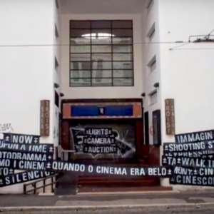 Roma: i ragazzi del Cinema America riaprono la Sala Troisi