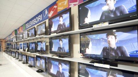 Il Black Friday non salva l'elettronica di consumo