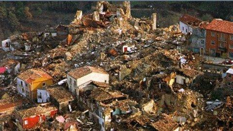 Terremoto Irpinia 40 anni dopo: la classe dirigente resta inadeguata
