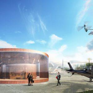 Elicotteri per la mobilità urbana: progetto di Leonardo a Dubai