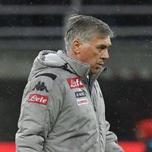 Milan e Napoli, la paura fa solo 1-1. La Roma cerca la vittoria col Brescia