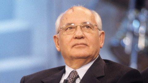 ACCADDE OGGI – A Gorbaciov 30 anni fa il Nobel per la Pace