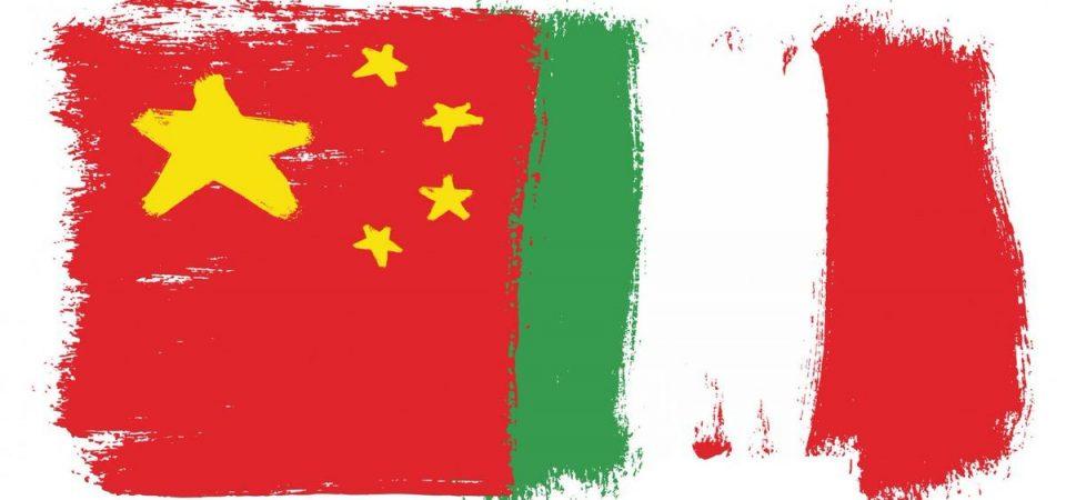 Italia-Cina: tutti i numeri degli scambi con il Dragone