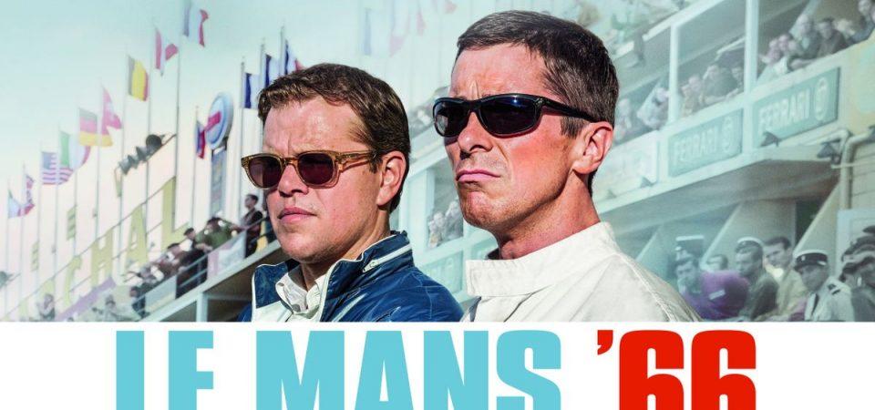 Cinema: Ford contro Ferrari questa settimana su FIRST Arte