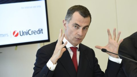 Mustier di Unicredit