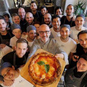 Pizza Awards: Franco Pepe miglior pizzaiolo d'Italia