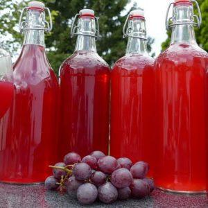 Non solo vino, dall'uva spremuta una carica d'energia