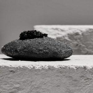 La ricetta di Vitantonio Lombardo: pizza in black
