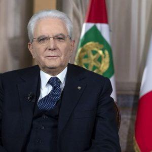 """Mattarella: """"Fiducia ai giovani e più responsabilità"""""""