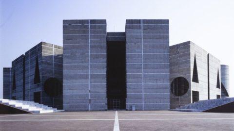 L'architettura di Louis Kahn negli scatti di Roberto Schezen