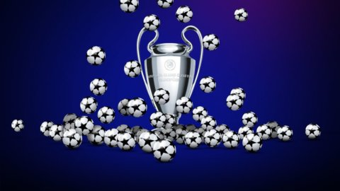 Champions League sorteggi