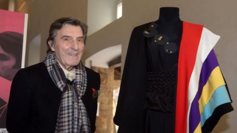 Addio a Emanuel Ungaro: lo stilista è morto a 86 anni