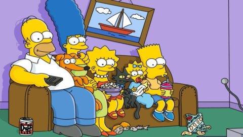 """ACCADDE OGGI – Simpson: 30 anni fa il debutto dei """"cartoni ribelli"""""""
