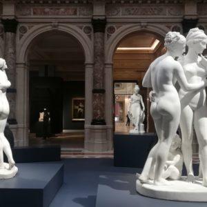 Milano: alle Gallerie d'Italia il trionfo di Canova e Thorvaldsen
