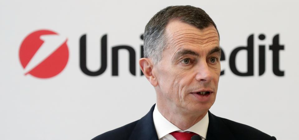 Unicredit, nuovo piano: utili a 5 miliardi nel 2023, 8mila esuberi