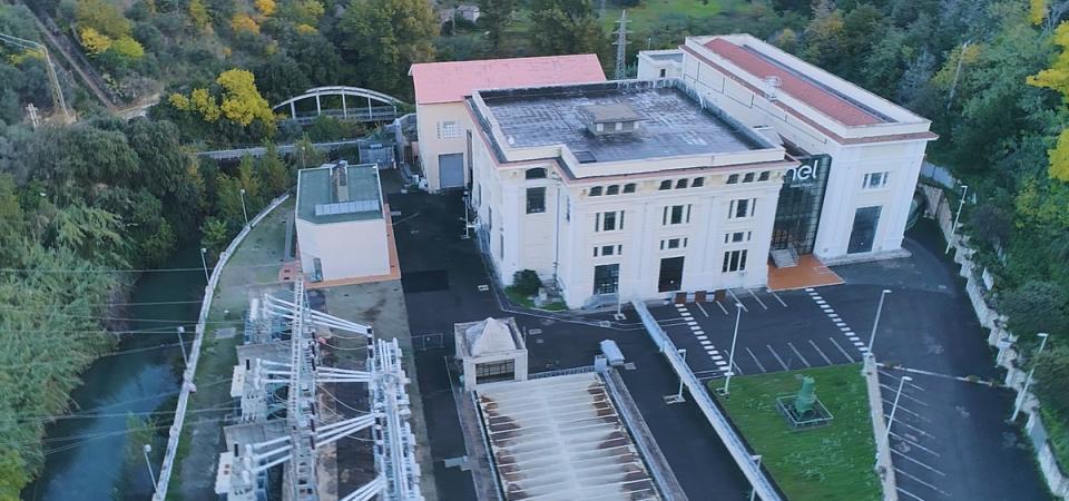 Enel GP apre le centrali con mostre virtuali: Roma dopo Milano