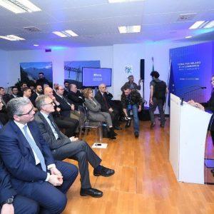 Terna inaugura l'Innovation Hub di Milano