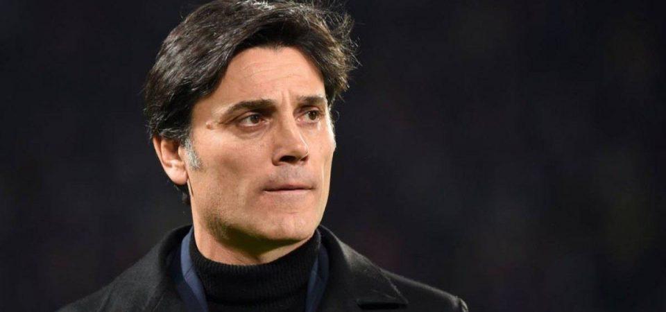 Fiorentina-Roma: Montella si gioca la panchina
