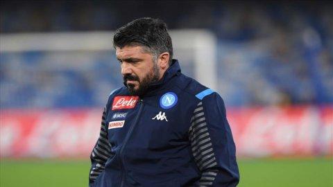 Il Napoli di Gattuso stecca la prima, Roma e Milan vogliono approfittarne